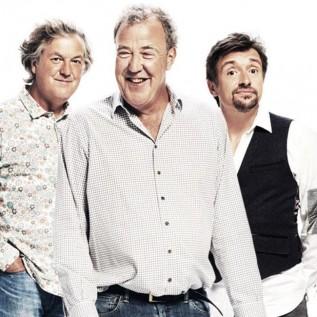 Jeremy Clarkson mocks Richard Hammond crash