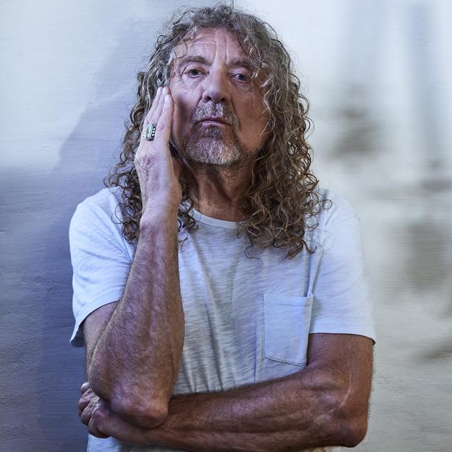 Robert Plant unveils solo album 'Carry Fire'