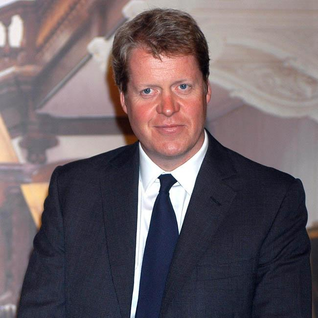 Earl Charles Spencer is 'so worried'  for Prince William and Prince Harry