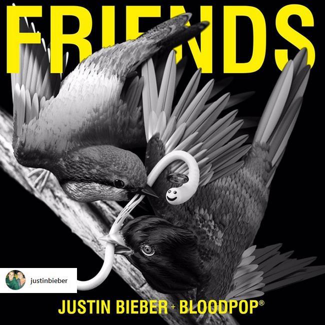 Justin Bieber drops new single