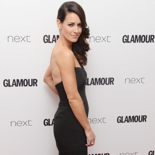 Kirsty Gallacher was 'secretly dating' Laurence Fox