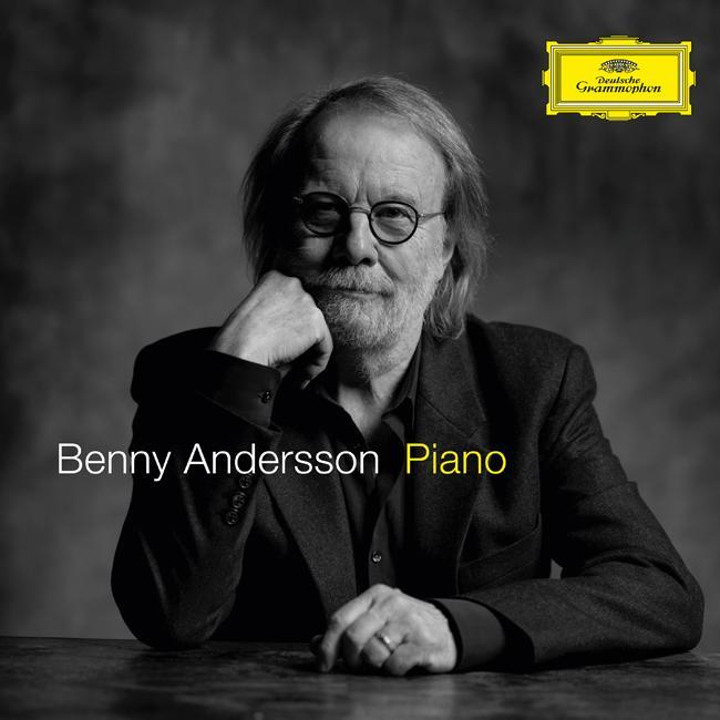ABBA's Benny Andersson announces Piano album