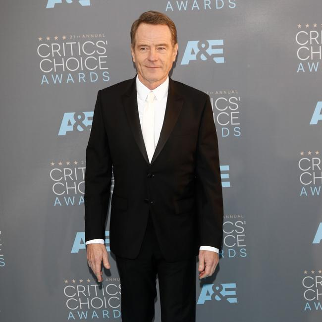 Bryan Cranston caught having sex on train on honeymoon
