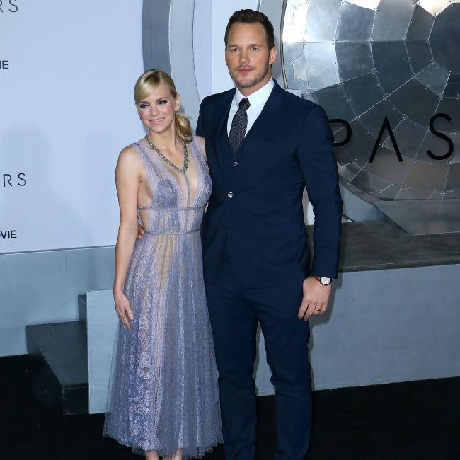 Chris Pratt And Anna Faris Still Live Together