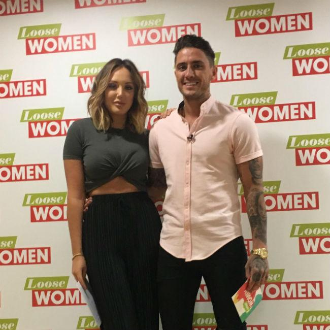 Stephen Bear bans Charlotte Crosby from ex talk