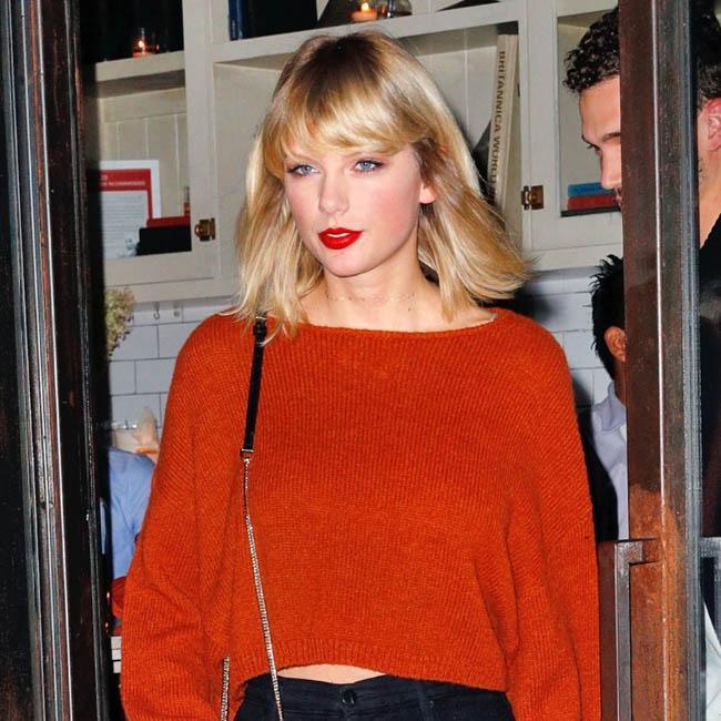 Judge dismisses lawsuit against Taylor Swift
