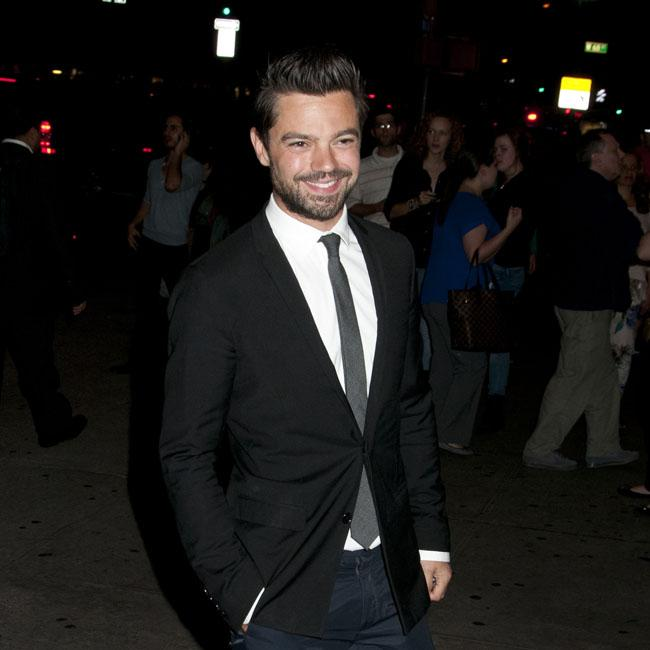 Dominic Cooper: 'Working with ex will be odd'