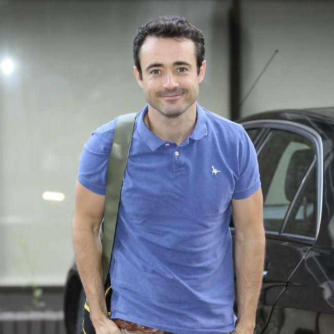 Joe McFadden signs up for Strictly