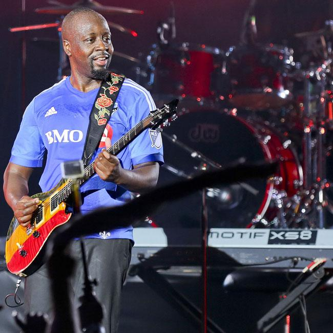 Wyclef Jean's life saved by music