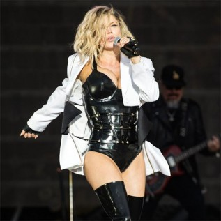 Fergie hints at her demons