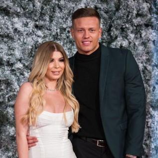 Olivia Buckland and Alex Bowen in talks' to film wedding