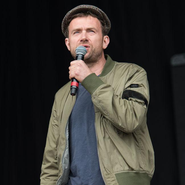 Damon Albarn hints at new Gorillaz album