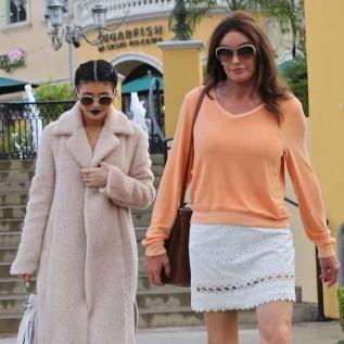 Caitlyn Jenner confirms Kylie's pregnancy