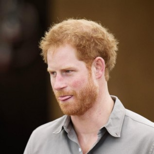 Prince Harry 'relaxed' with Meghan Markle