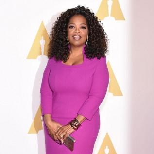 Oprah Winfrey has to reassure guests