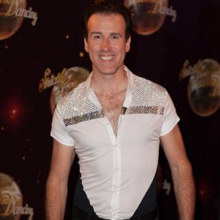 Anton Du Beke: Being a father is incredible