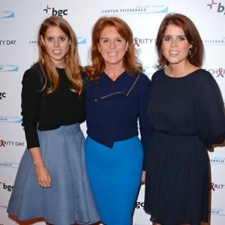 Sarah Ferguson 'so close' to daughters