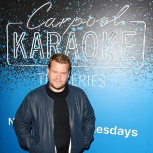 James Corden to host Hollywood Film Awards for third year running