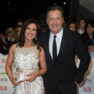 Susanna Reid tells Piers Morgan to 'seek help'