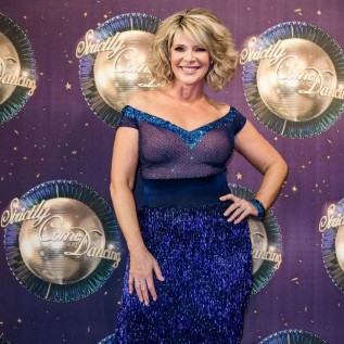 Ruth Langsford's Strictly Come Dancing nerves