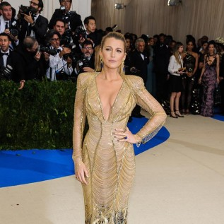 Blake Lively standing by Harvey Weinstein's alleged victims