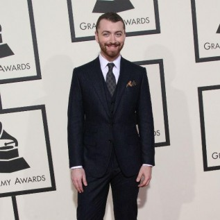 Sam Smith 'craves' being on stage