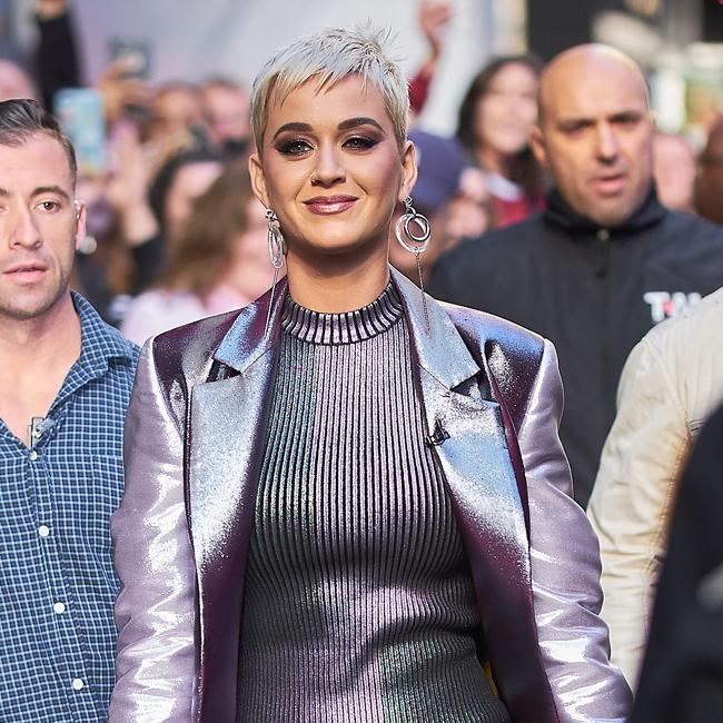 Katy Perry: Being single is helping my career
