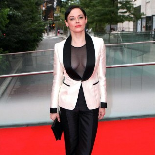 Rose McGowan was 'blacklisted' by Hollywood after she was 'raped'