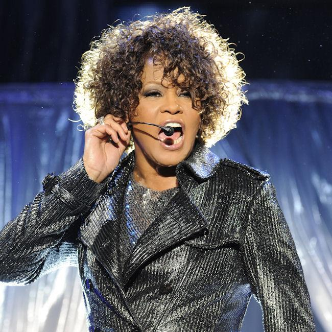 Unreleased Whitney Houston music