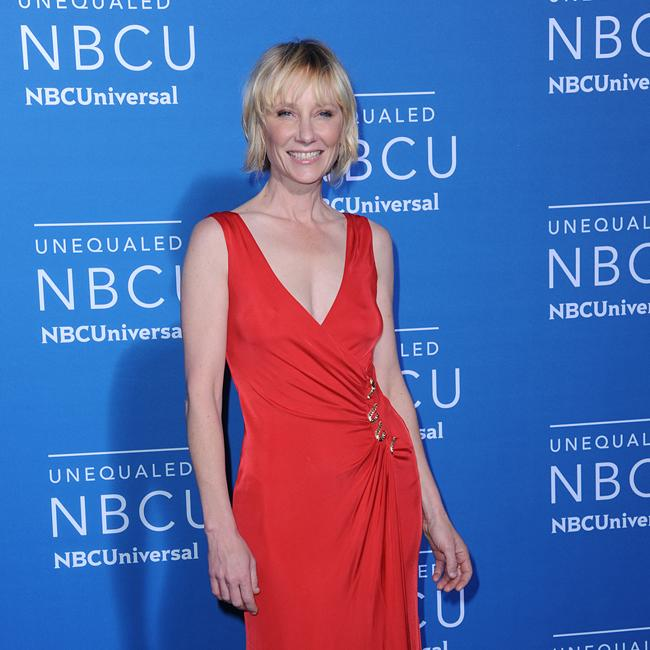 Anne Heche didn't have a TV growing up