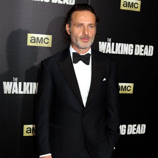 Andrew Lincoln wants to be a Jedi Knight