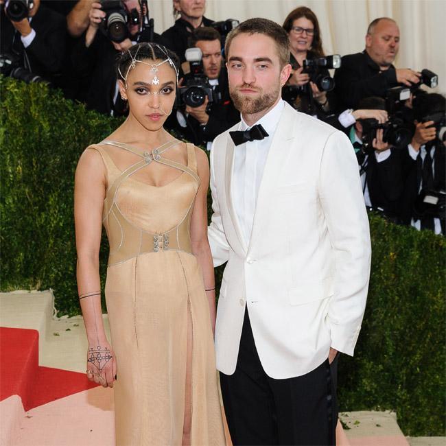 Robert Pattinson split from FKA Twigs?