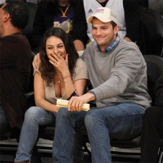 Ashton Kutcher promises to keep his children out of the spotlight