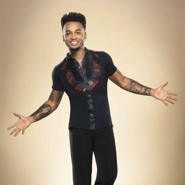 Aston Merrygold's Strictly gear spices up sex life