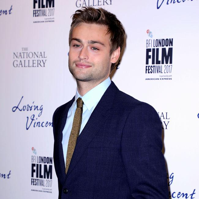 Douglas Booth says Helen McCrory is a formidably talented actress