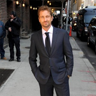 Gerard Butler 'rushed to hospital' after motorcycle accident