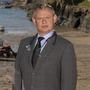 Doc Martin writers secretly included rude patient names