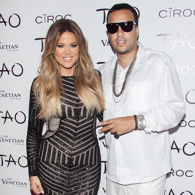 French Montana congratulates Khloe Kardashian