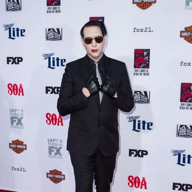 Marilyn Manson's 'superhuman' recovery