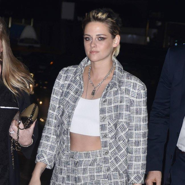 Kristen Stewart looks fierce for NYC bash