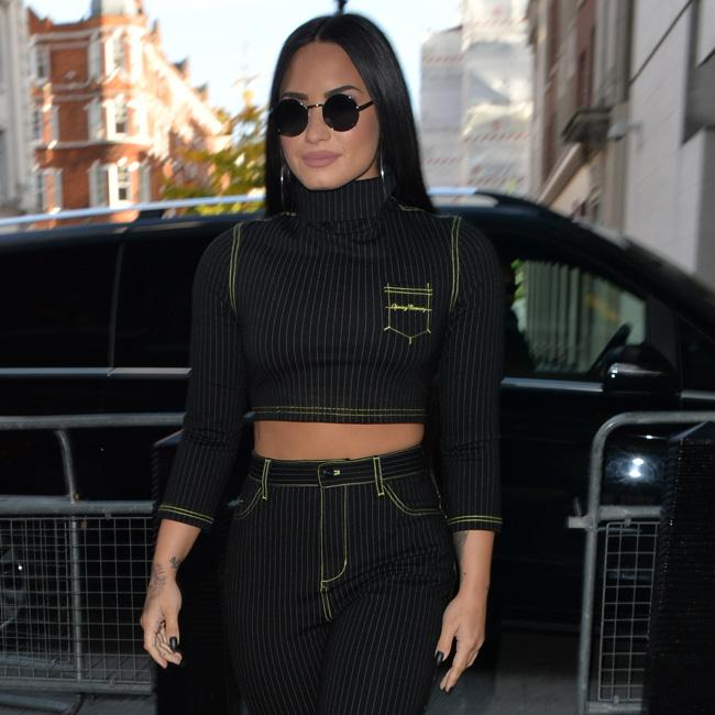 Demi Lovato keeps a low-profile after EMAs
