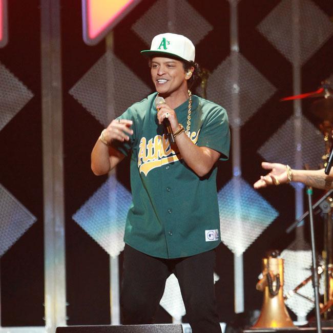 Bruno Mars and Keith Urban win big at American Music Awards