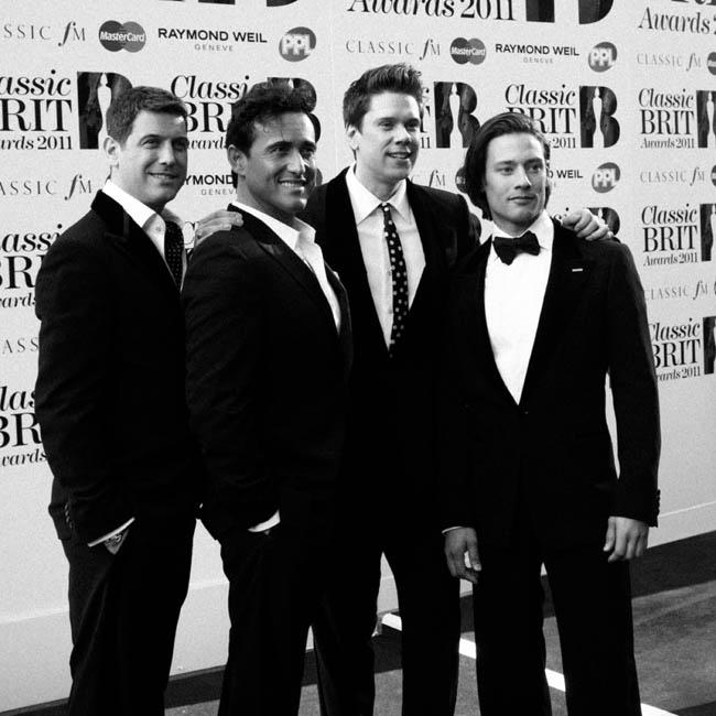 Il divo archives celebrity gossip and entertainment news - Il divo biography ...