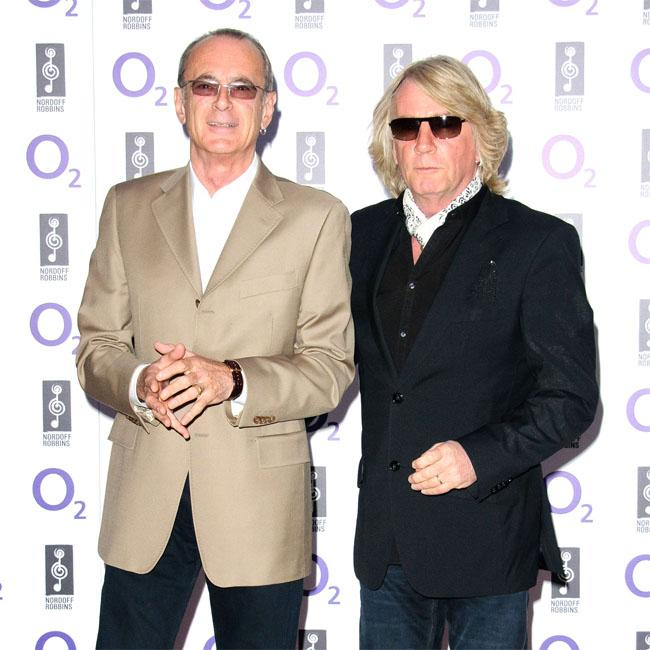 Francis Rossi won't cry for Rick Parfitt