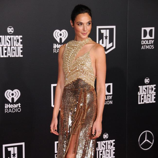 Gal Gadot is Justice League's golden star