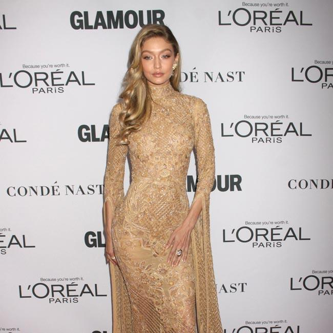 Gigi Hadid crowned Glamour's Woman of the Year
