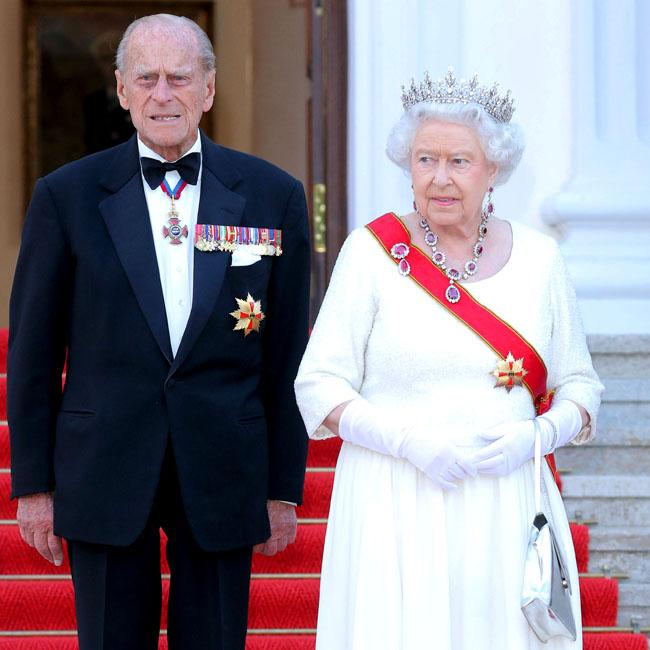 Prince Philip takes charge of royal meals