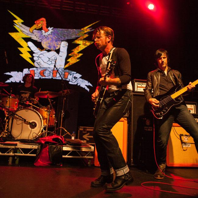 Eagles of Death Metal's surprise Paris show