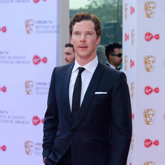 Benedict Cumberbatch crowned Actor of the Year award