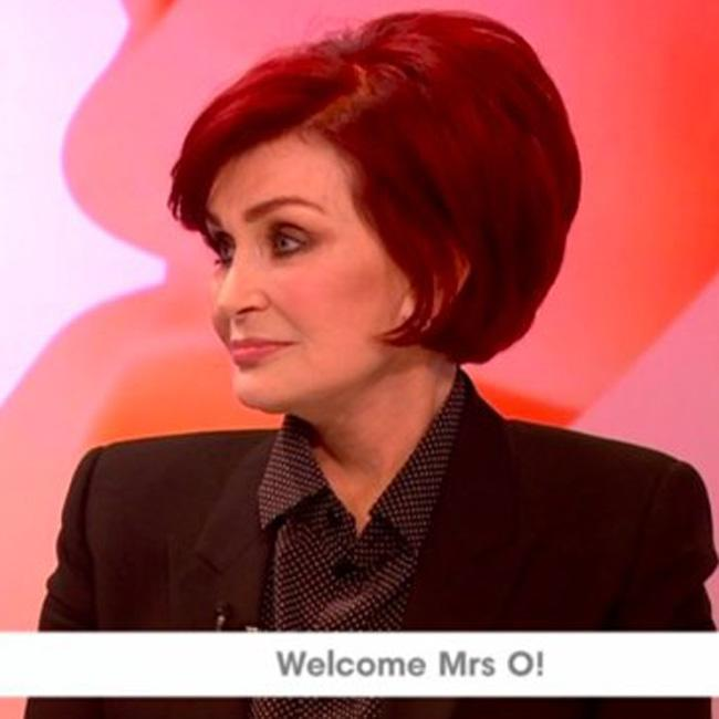 Sharon Osbourne predicts success for X Factor act Grace Davies